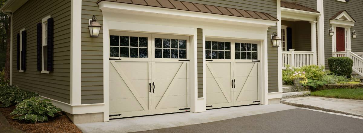 Princeton P-23, 8' x 7', Desert Sand doors and overlays, 8 lite Panoramic windows